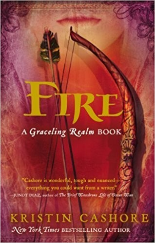 Fire (A Companion to Graceling) by Cashore, Kristin (2011) Paperback
